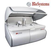 Автоматический биохимический анализатор ВА 200 с ISE модулем BioSystems (Испания)