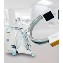 Цифровой рентгенхирургический аппарат типа С-дуга SYMBOL FPS CARDIOVASCULAR с мобильным радиографическим столом GMM (Италия)