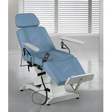 Электрическое кресло для гемодиализа, плазмафереза, онкологии, химиотерапии, реабилитации Lemi Hemo 4 (Италия)