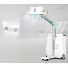 Система рентгеновская диагностическая мобильная MAC (с CR системой цифрового преобразования рентгеновских снимков)