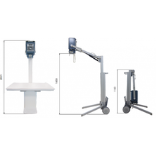 Портативный рентген аппарат ULTRA 100 Ecoray (Корея)